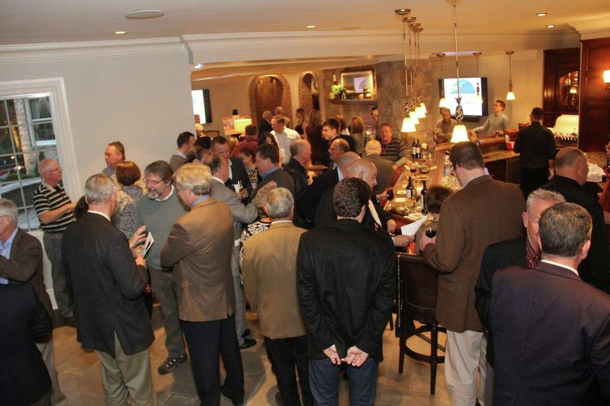 Were you Seen at the fundraising reception for the Thacher Park Center at John Boyd Thacher State Park hosted by Kelly V. Flanagin and Jeff Thomas at his home in East Berne on Thursday, Nov. 3, 2016?