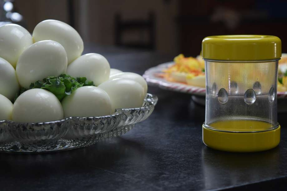 The Negg, a Kickstarter-backed product developed by Bonnie Tyler and Sheila Torgan of Fairfield, Conn., reached full funding in less than 24 hours of being created on the crowd-funding website. Photo: Contributed: Bonnie Tyler, Sheila Torgan
