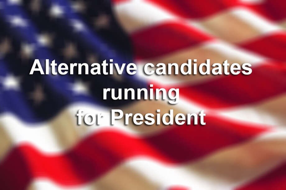 Alternative candidates running for President Photo: Liliboas/Getty Images