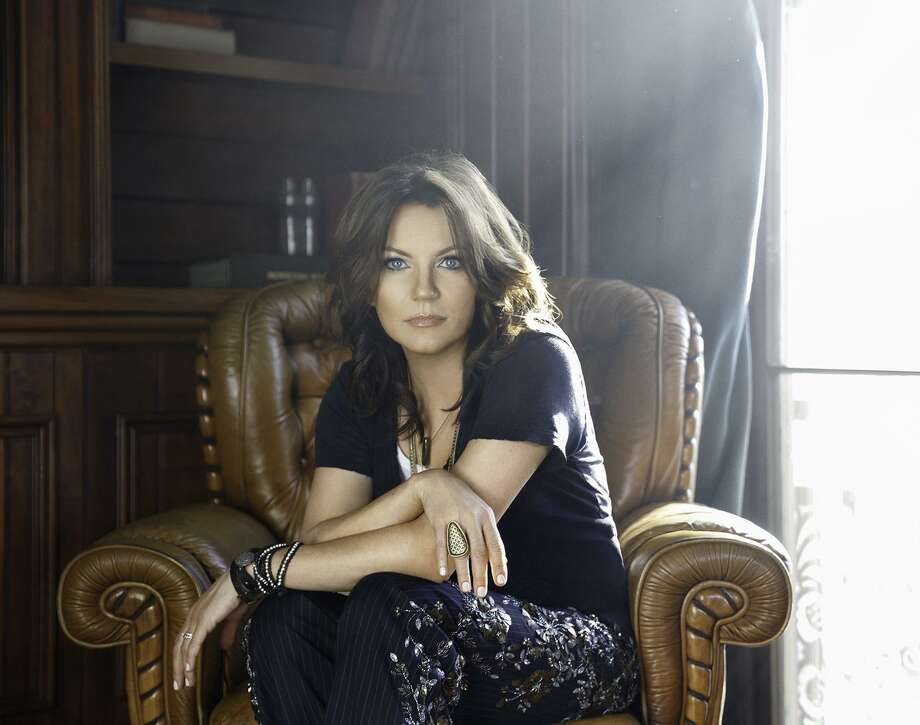 Country star Martina McBride performs at Stamford's Palace Theatre on Friday, Nov. 11, in a benefit concert for Dana's Angels Research Trust. Photo: Joseph Llanes / Contributed Photo