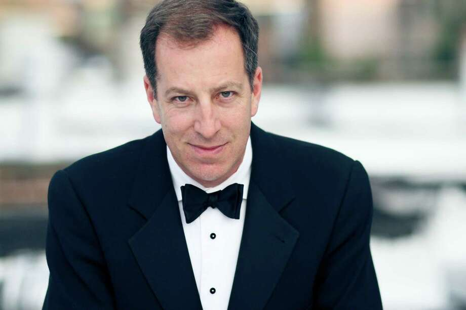 "Broadway conductor Ted Sperling will be the guest conductor for the Greater Bridgeport Symphony's ""GBS Goes to the Movies"" family program on Saturday, Nov. 12, at the Klein Memorial Auditorium in Bridgeport. Photo: Ted Sperling / Contributed Photo / lauramarieduncan"