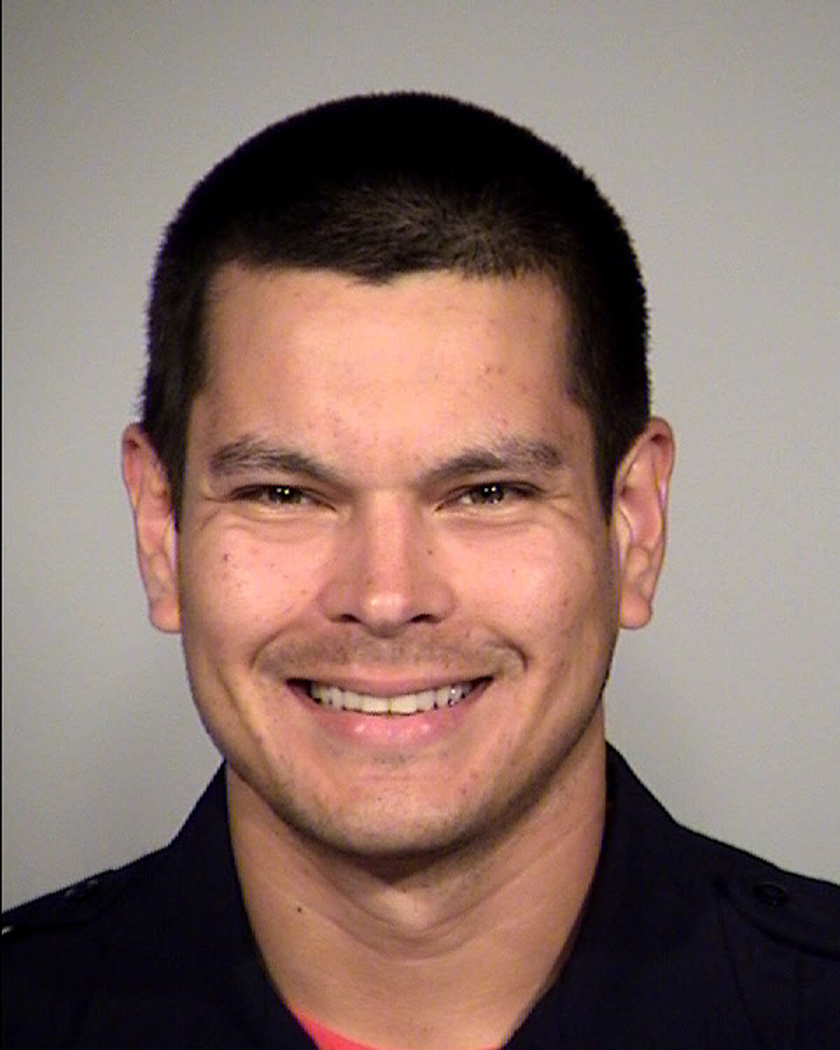 Officer Mattthew Luckhurst, a 5-year veteran of SAPD, was fired for allegedly attempting to feed a fecal sandwich to a homeless person.