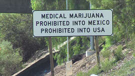 California marijuana is in high demand in Mexico for California's more potent strains.