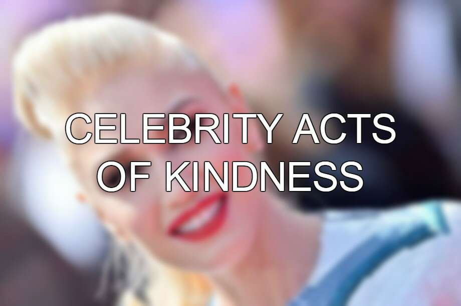10 Amazing Celebrity Acts Of Kindness!   Hollywire - YouTube