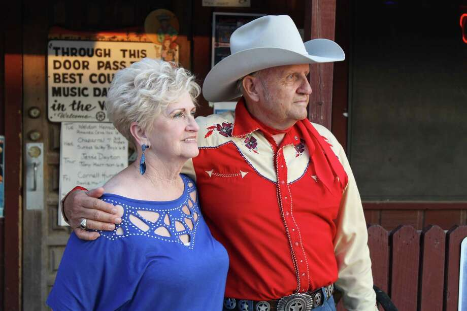"Annetta  and James White own Austin's Broken Spoke. The dance hall is the subject of ""Honky Tonk Heaven,"" screening as part of the Houston Cinema Arts Festival. Photo: Houston Cinema Arts Festival"