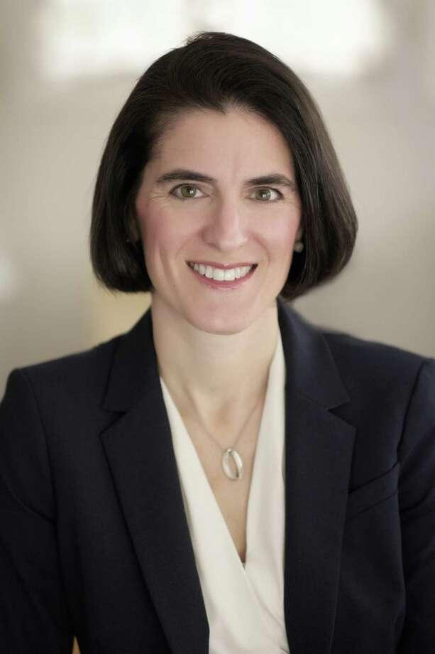 Cristin McCarthy Vahey Photo: Contributed / Hearst Connecticut Media / Fairfield Citizen