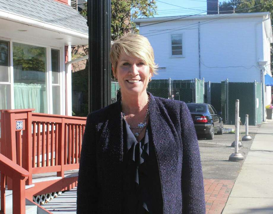 Republican Laura Devlin is seeking a second term representing the 134th state house district this Election Day. The 134th represents Fairfield and part of Trumbull, Conn. Photo: Laura Weiss / Hearst Conn. Media / Fairfield Citizen