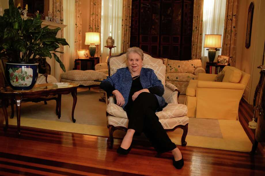 "Ella Brennan, the matriarch of a New Orleans restaurant empire, has written an autobiography,  ""Miss Ella of Commander's Palace,"" with her daughter Ti Martin. Photo: Commander's Palace"