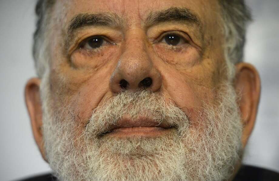 Francis Ford Coppola in 2015 Photo: MIGUEL RIOPA, AFP/Getty Images