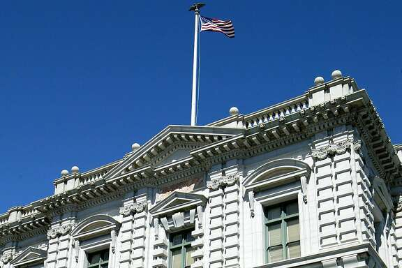 The Ninth Circuit Court of Appeals is seen September 17, 2003 in San Francisco.