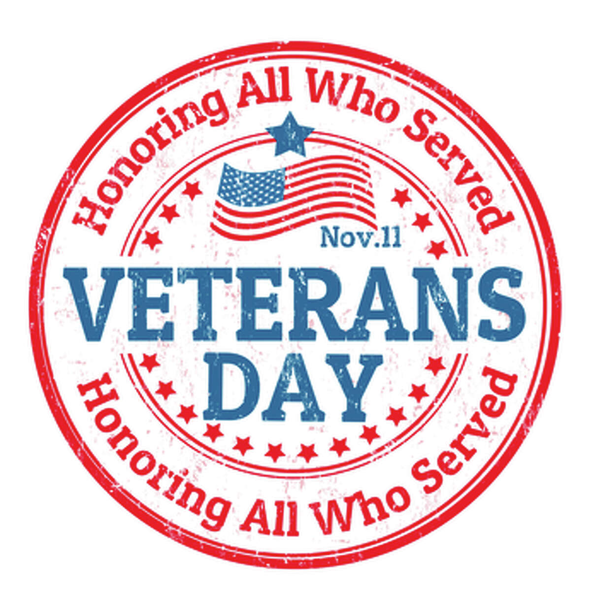 Several local entities in the Humble and Lake Houston areas are hosting Veterans Day events in 2016 including Beckwith's Car Care, Humble High School, the May Community Center and Lone Star College-Kingwood.