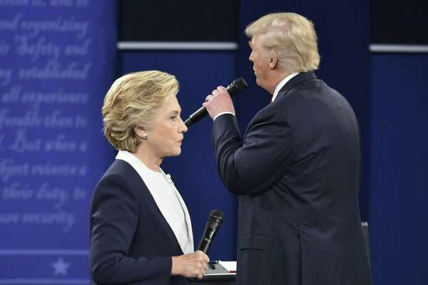 On Tuesday, Americans will choose betwee Republican Donald Trump and Democrat Hillary Clinton for president. That vote will tell the world who we are.