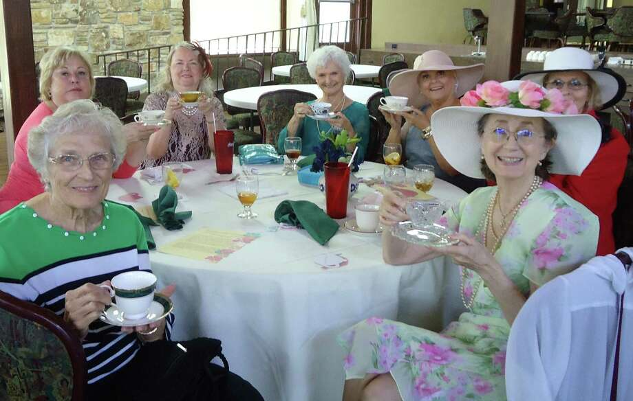 Each month's planned social activities of The Welcoming Neighbor Club offers a wide array of entertainment from a Style Show, Halloween program, Tea Cup Exchange, Harpist Eulice Vial musical program, Bingo & Bunco, Christmas in July, and many more fun events.
