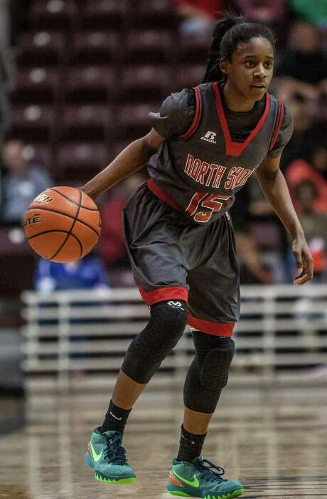 North Shore point guard Chasity Patterson is a four-year starter and has increased her scoring average every season. She has committed to Texas Photo: Michael Starghill, Jr., Photographer / © 2016 Michael Starghill, Jr.