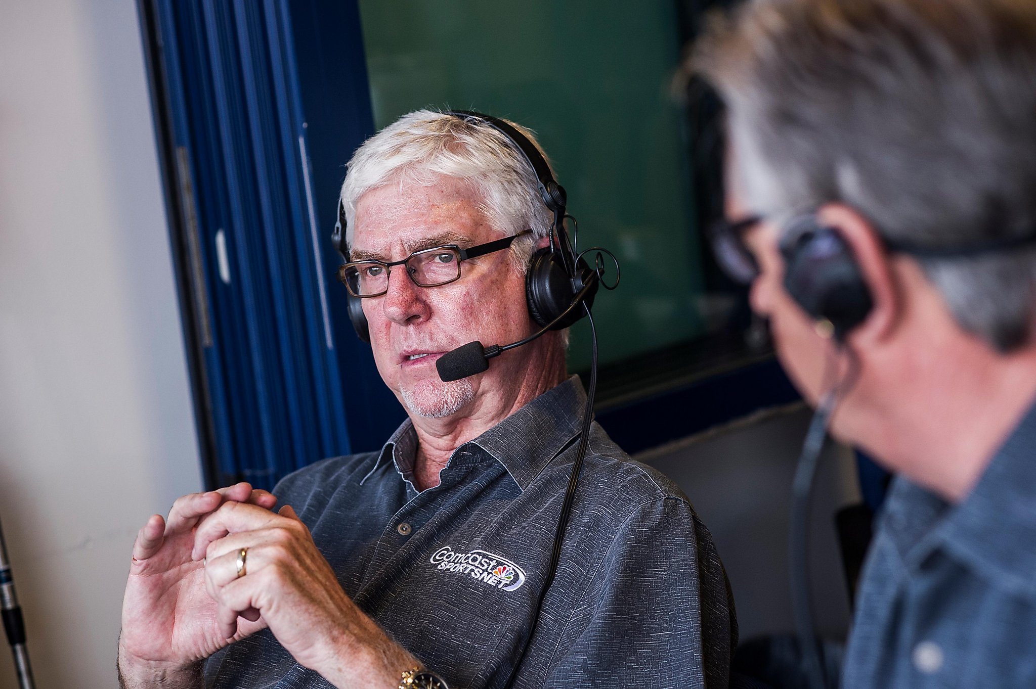 Giants to televise three spring training games with Mike Krukow in booth