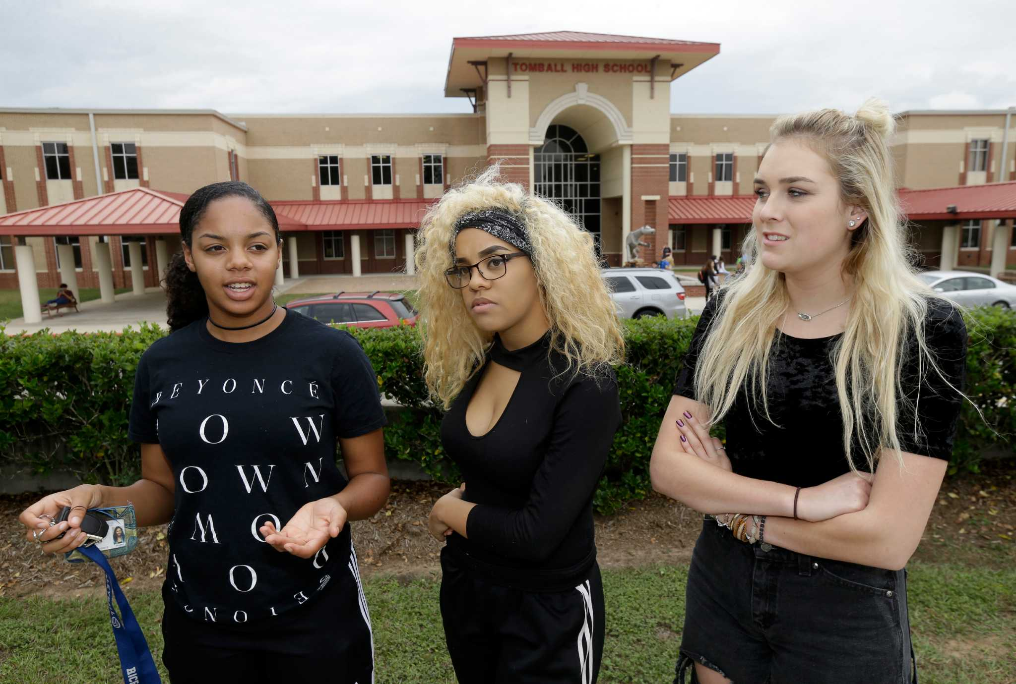 Tomball High students clash over Black Lives Matter - Houston ...
