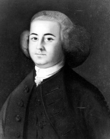 The earliest known portraits of the second President of the United States, John Adams made in 1766 in Salem, Mass., when Adams tried a case there. The artist, Benjamin Blythe, the son of a Salem shipmaker, was born in 1746. This pastel on paper is owned by the Massachusetts Historical Society. (Benjamin Blythe/ Express-News File Photo) / EXPRESS-NEWS FILE PHOTO