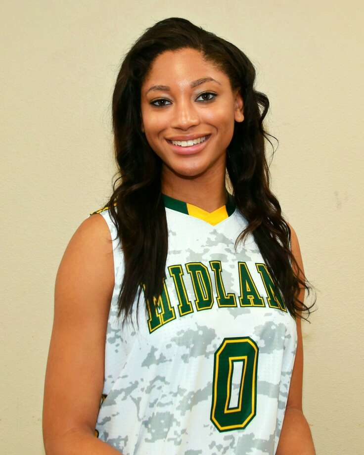 Midland College's Janae Bunn Photo: MC Athletics