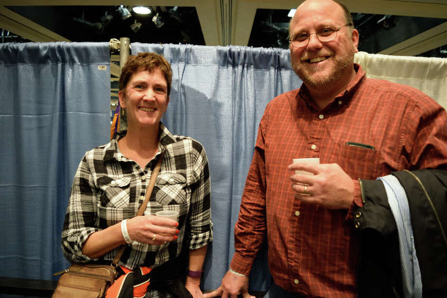 Were you SEEN at the Northeast Ski & Craft Beer Showcase at the Empire State Plaza Convention Center in Albany on Friday Nov 4, 2016? The show runs now through November 6. Photo: Cait Perry/Ed Lewi Associates