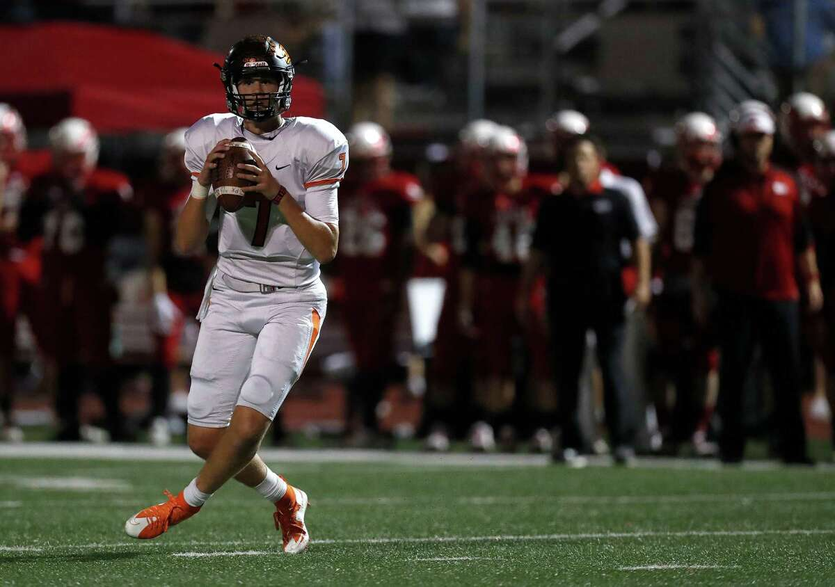 Grant Gunnell, quarterback, St. Pius X Gunnell is only a sophomore but is being recruited by teams around the country. His biggest game was last month in a 63-19 win over Levelland, throwing for 583 yards and eight touchdowns on 27 for 38 passing.