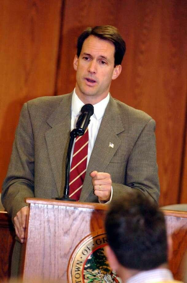 Rep. Jim Himes, D-Conn. Photo: File Photo / Greenwich Time File Photo