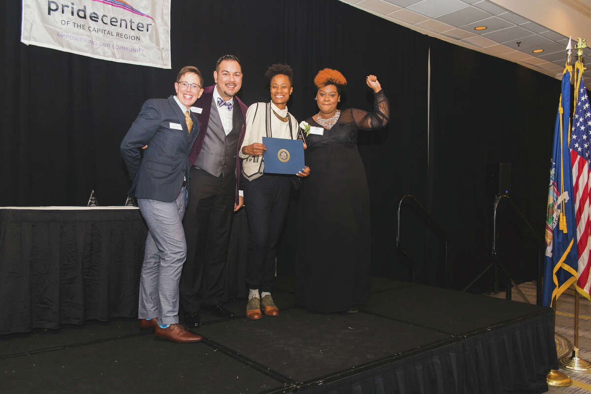 Were you Seen at the Pride Center of the Capital Region Gala at the Hilton Albany on Friday, Nov. 4, 2016?