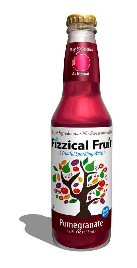 "Fizzical Fruit, a Danbury-based bottler of a ""fruitful sparkling water,"" was recently started by Ryan G. Quinn. He plans on holding product launches at Stew Leonard's and other stores. Photo: Contributed Photo / The News-Times Contributed"