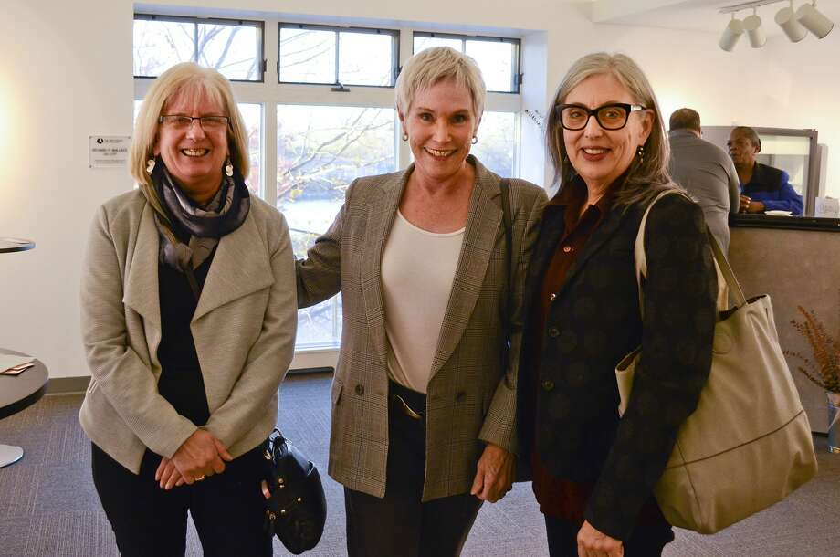 Were  you Seen at the 2nd Annual Brava!, a night of memoir about the place of  bras in our lives, a benefit for the YWCA of the Greater Capital Region  held at The Arts Center of the Capital Region in Troy on Friday, Nov. 4, 2016?