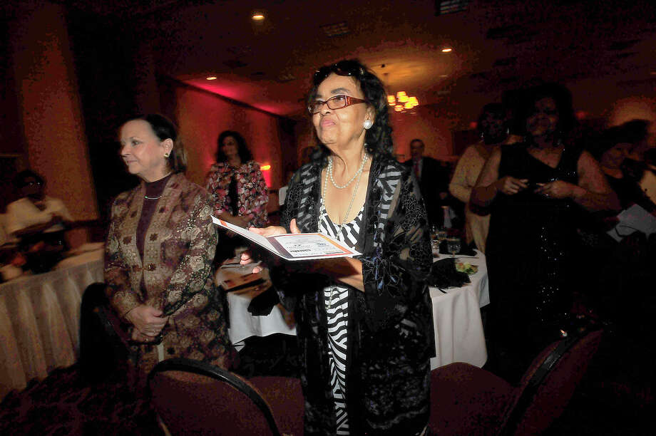 Were you 'Seen' at the YWCA annual gala? - Houston Chronicle