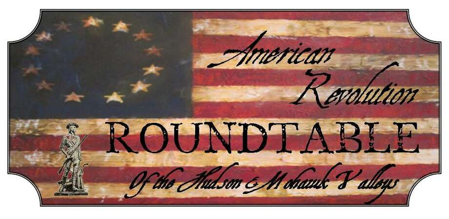 Logo of the American Revolution Round Table of the Hudson and Mohawk Valleys. (Submitted)