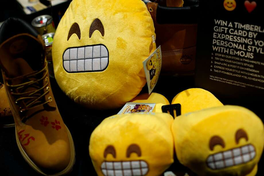 Emojis are the closest thing we have to a universal language. Photo: Santiago Mejia, The Chronicle