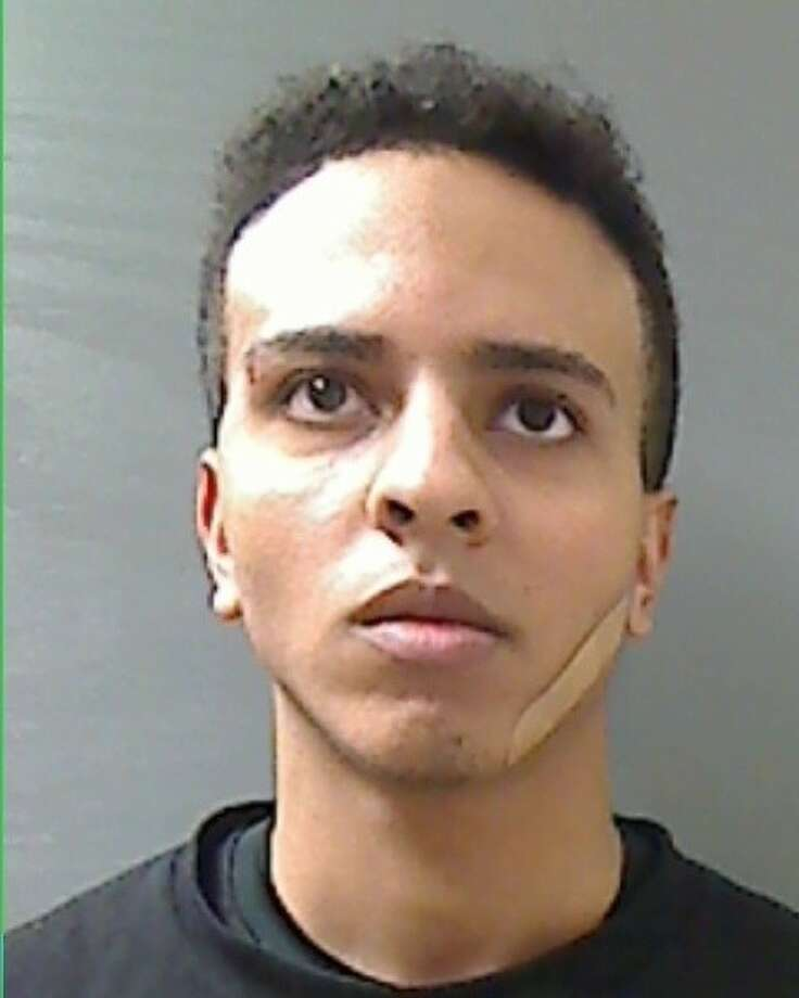Peter Watson, 21, of Rensselaer, is accused of robbing the Jewelry Repair Center at 1629 Columbia Turnpike in Schodack Saturday, Nov. 5, 2016. (Police photo)