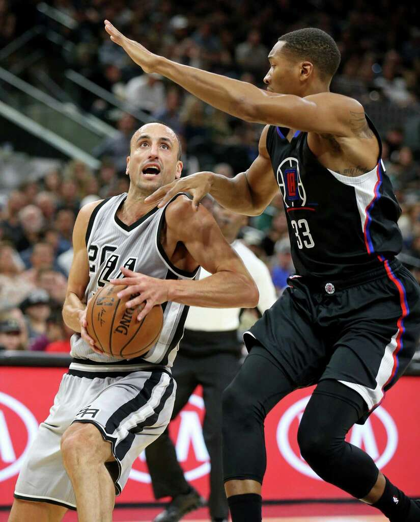 Nearing the end Dirk endures what Manu never will San Antonio