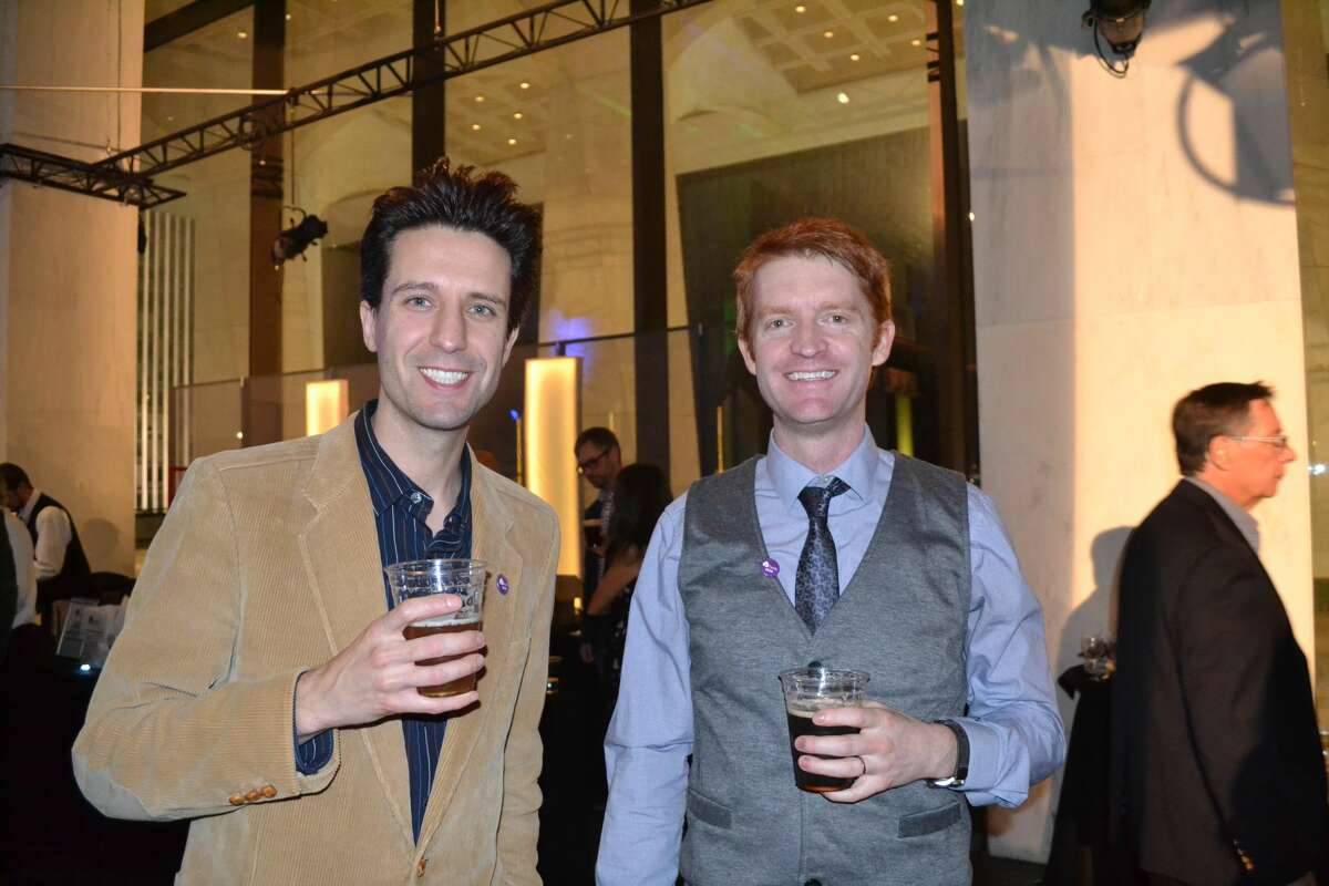 Were you Seen at the 2016 BUILT Gala held at the New York State Museum on Saturday, November 5, 2016?