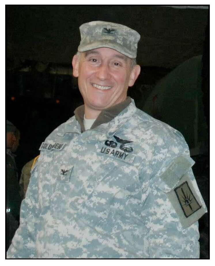 Col. Richard Goldenberg