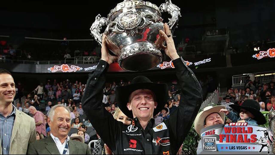 Southeast Texas Davis Crowned Pbr World Champion