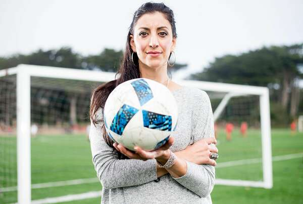 Alexandra Christ was inspired to form an organization that has distributed soccer  balls (covering her 2627b97c4e