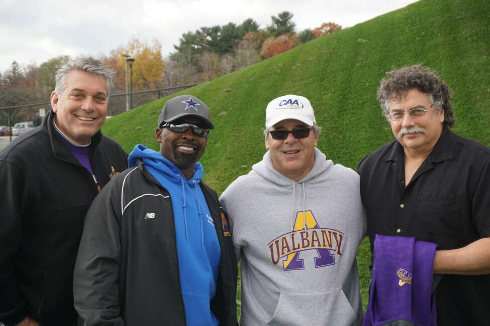 Were you Seen at the UAlbany football home game against Delaware at Tom & Mary Casey Stadium on the UAlbany campus on Saturday, Nov. 5, 2016?