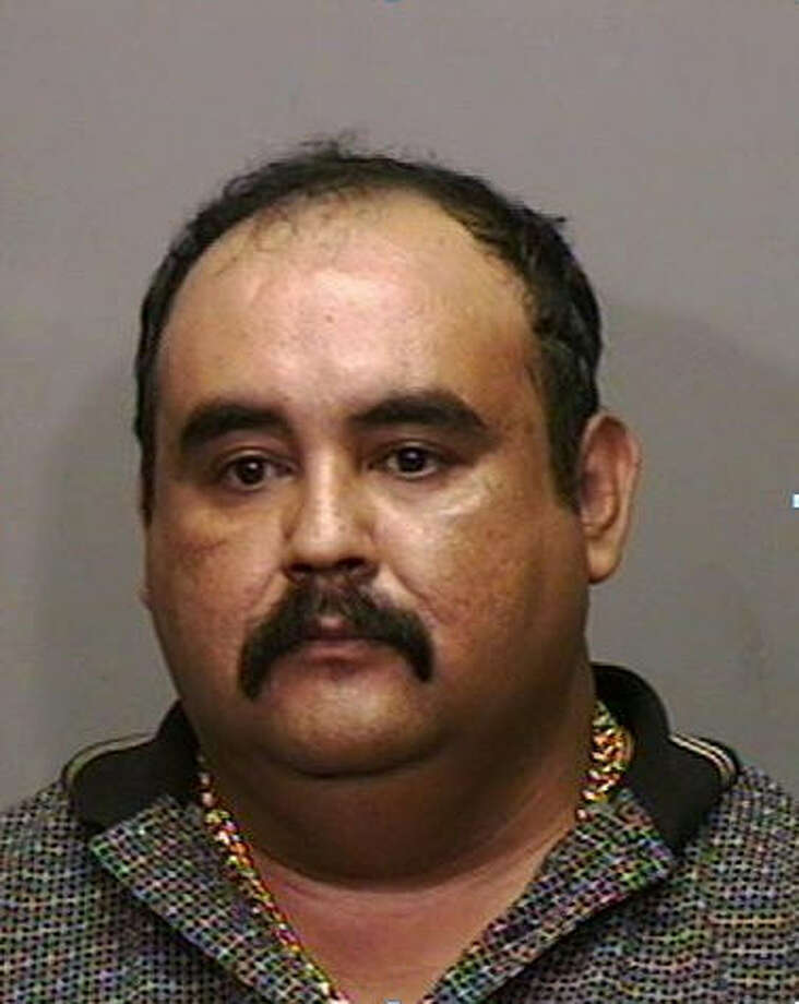 Jose Guadal Castillo is wanted in an alleged attack on his wife with a baseball bat about 5:50 a.m. Feb. 21, 2015, in the 6700 block of Avenue P in east Houston. (Crime Stoppers)