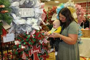 The Holly Berry Fair was held Saturday, as well as a Poor Man's Craft Show at the Caseville Roller Rink.