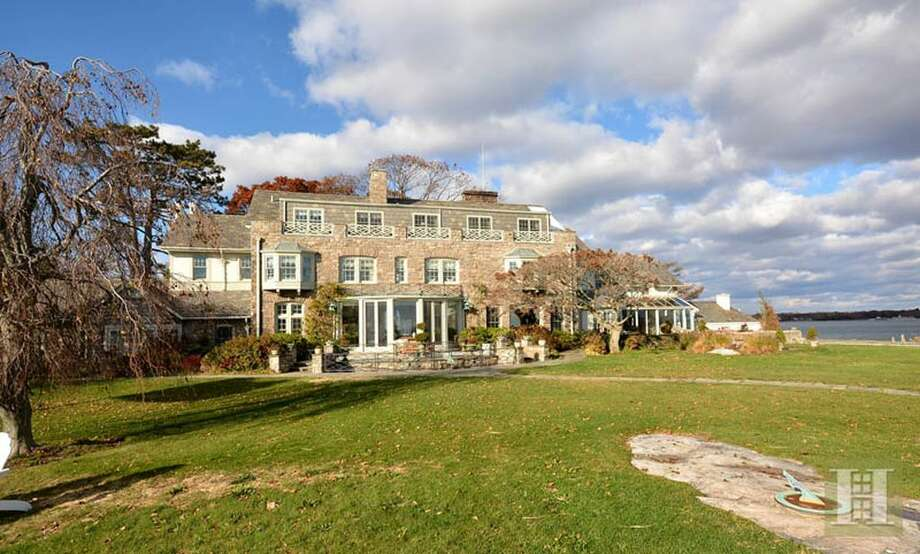 140 Wallacks Dr, Stamford, CT 06902  Preforeclosure  Foreclosure estimate: $9,196,319  12 beds 10.5 baths 14,149 sqft  Features: Private island, dock, guest house View full listing on Zillow Photo: Zillow