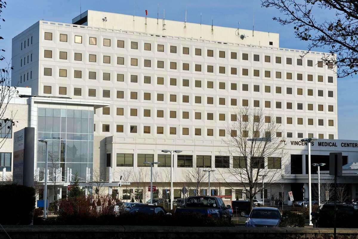 St. Vincent's Medical Center in Bridgeport, Conn. Dec. 4, 2014.