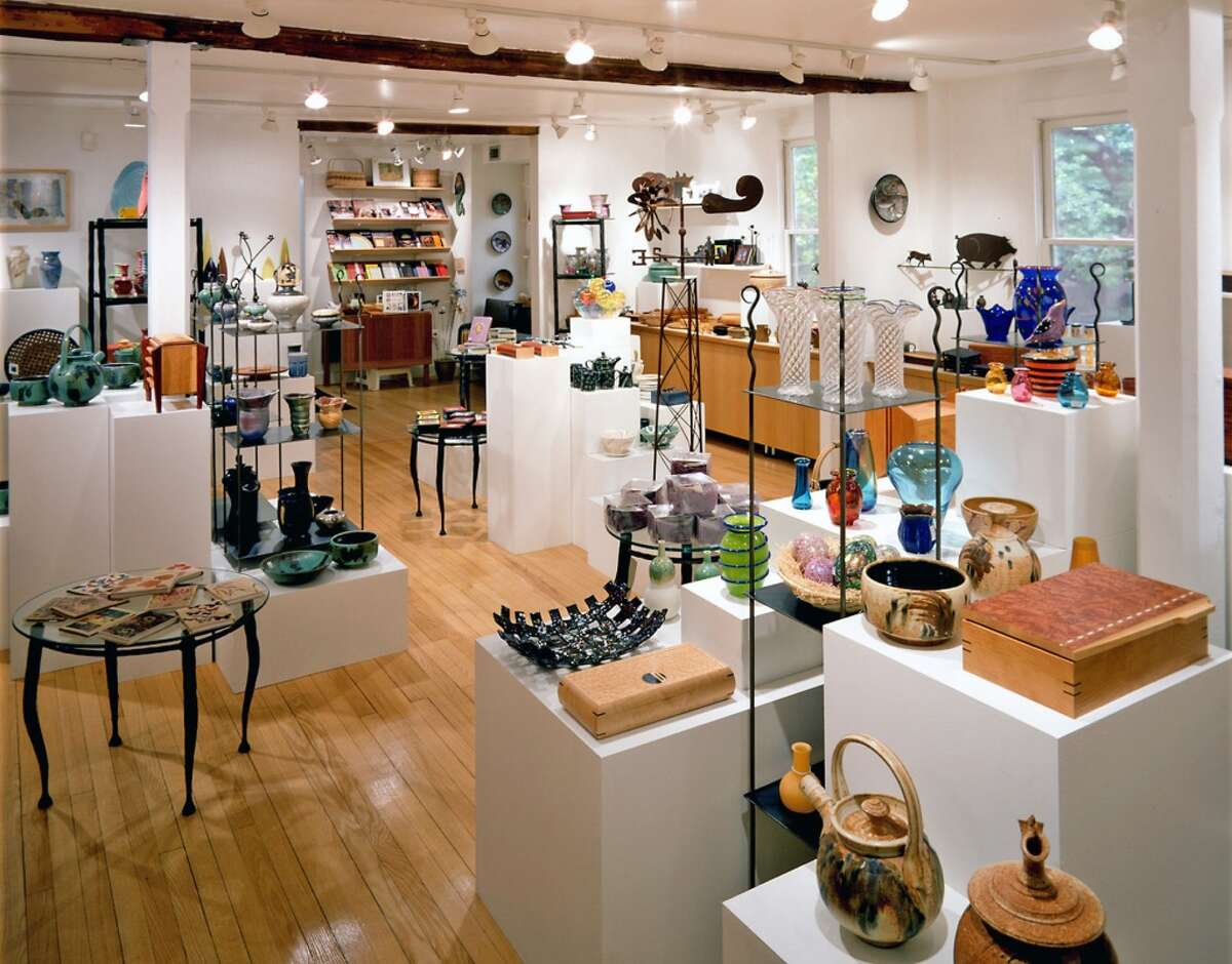 Brookfield Craft Center - Brookfield 286 Whisconier Rd.  Hours: Tue. - Fri.: 12 p.m. - 5 p.m. Sat.: 11 a.m. - 5 p.m. Sun.: 12 p.m. - 4 p.m.