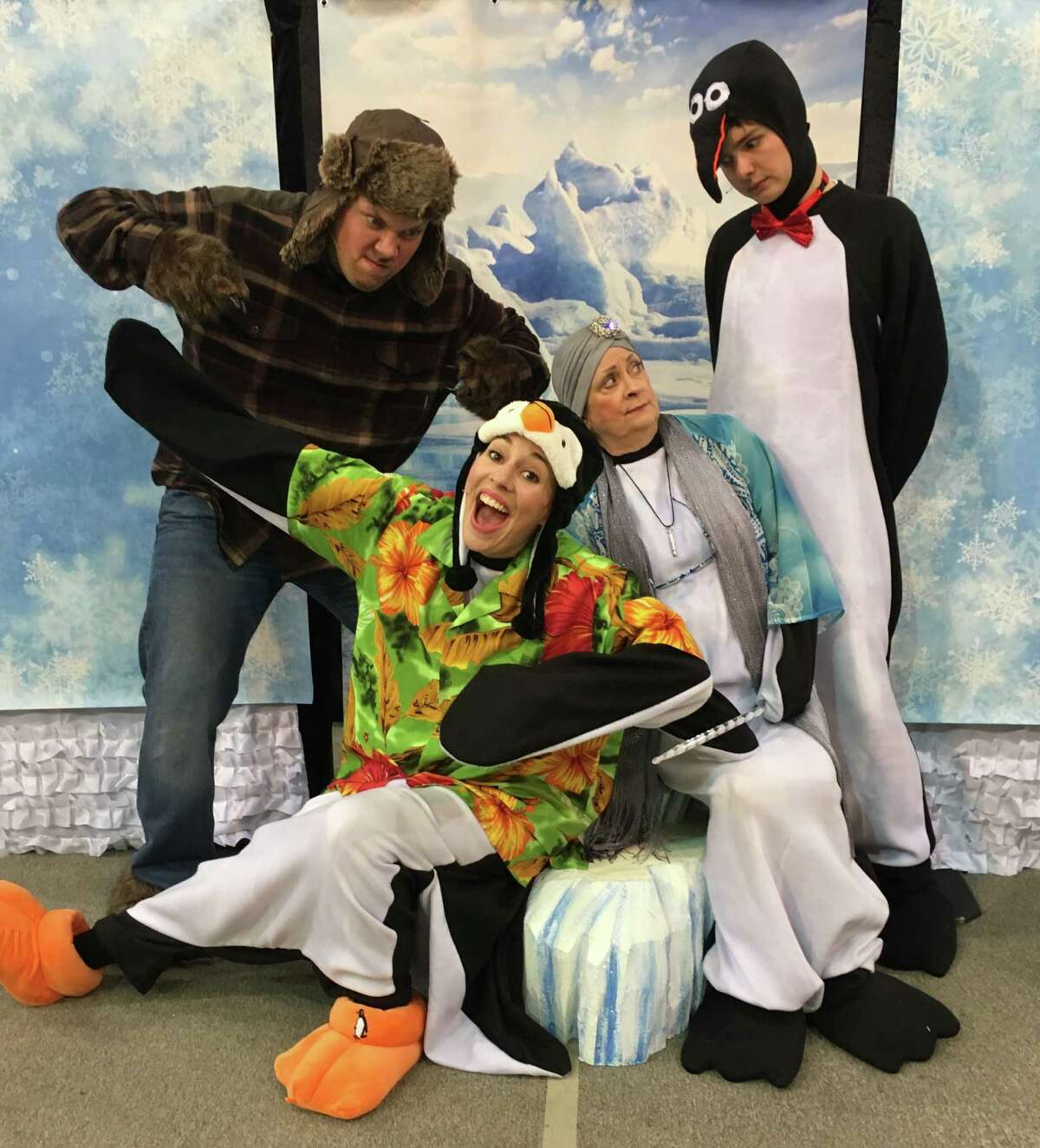 Fort Bend County Libraries' Missouri City Branch Library will present a children's theater performance by the Noyes Fine Arts Foundation of an original musical-theater production of