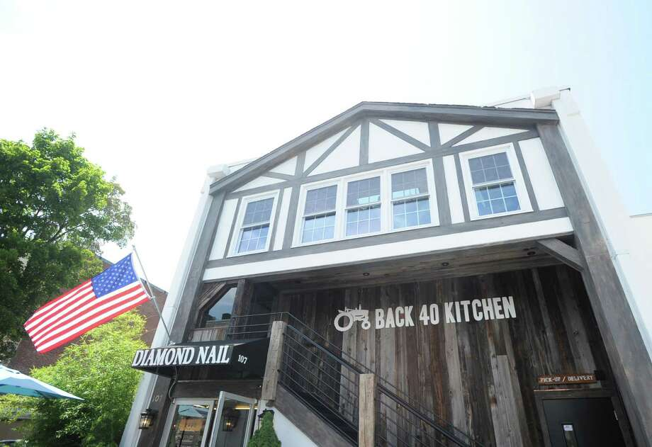Back 40 Kitchen, a restaurant featuring local, seasonal and organic foods, at 107 Greenwich Ave., Greenwich, Conn. Back 40 will participate in Greenwich Restaurant Week 2016. Photo: Bob Luckey Jr. / Hearst Connecticut Media / Greenwich Time