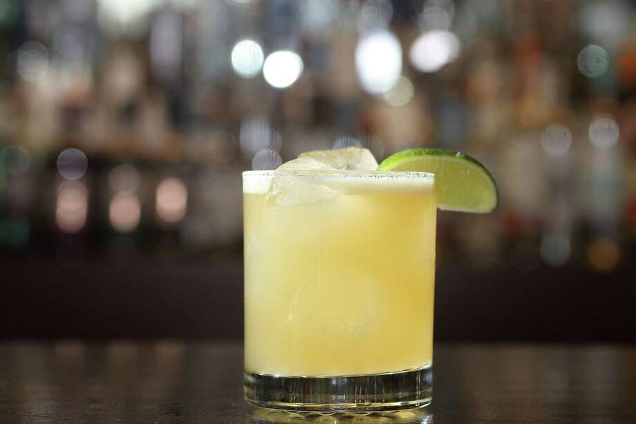 The Hotel Sorella is joining in No Shave November by offering three cocktails; a portion of sales from the cocktails will benefit awareness for cancer prevention. The cocktails include this Manly Margarita. Photo: Valencia Group