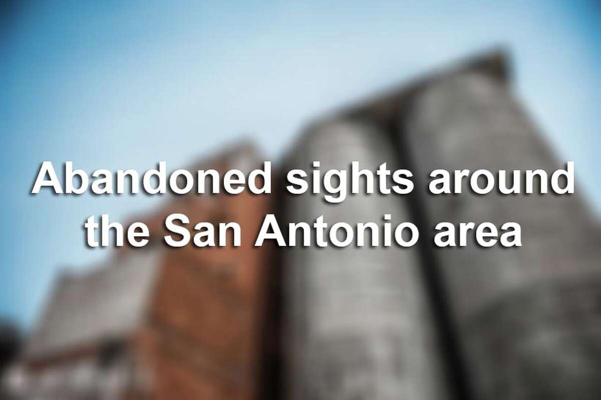 Take a look inside a hidden part of the Alamo City, abandoned sites that were left to crumble, and in some cases, were later resurrected.