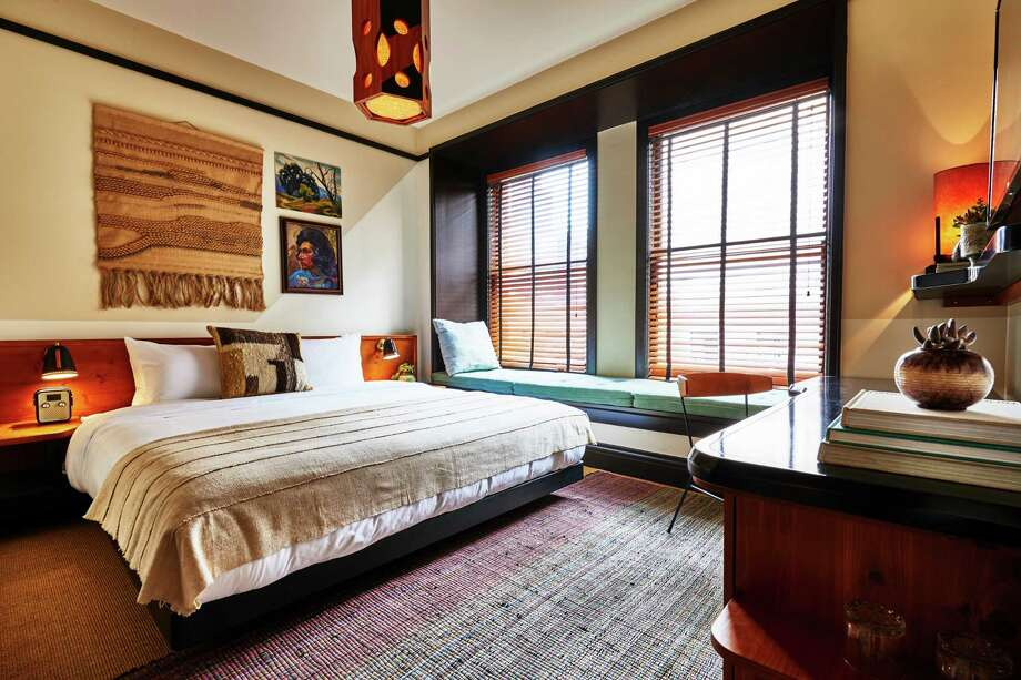 The Freehand in Los Angeles will offer hostel-style accommodations in addition to private rooms. Freehand is part of a wave of interest in hostel-style lodgings in the U.S. Photo: HANDOUT, HO / HANDOUT