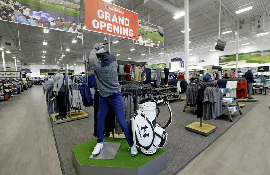 The new PGA Tour Superstore,19075 Interstate 45 N, is shown Monday, Nov. 7, 2016, in Shenandoah. ( Melissa Phillip / Houston Chronicle ) Photo: Melissa Phillip, Staff / © 2016 Houston Chronicle