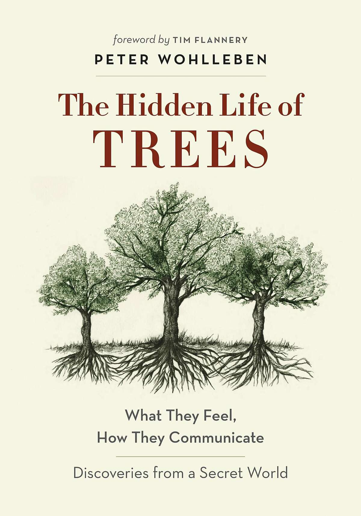 """""""The Hidden Life of Trees"""""""